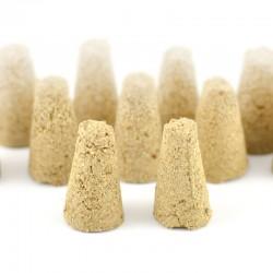 Zestaw Palo Santo olejek 9ml  100% + kadzidełka stożki prasowane z Palo Santo