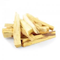 Palo Santo olejek  eteryczny 9 ml i drewienka kadzidełka 100 gram. Zestaw prezentowy z naturalnych i oryginalnych składników.