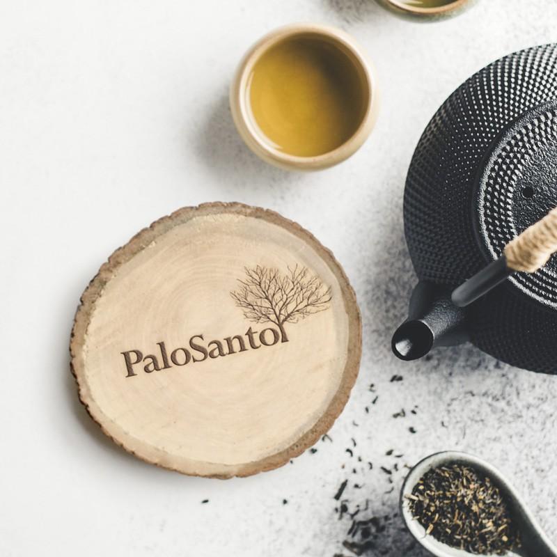 Kolczyki pachnące Palo Santo. Naturalne drewno Palo Santo. Pachnące kolczyki.